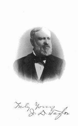 Joseph Danner Taylor