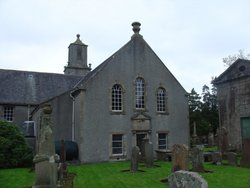 Dailly Churchyard
