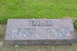 Walter John Kohl, Sr