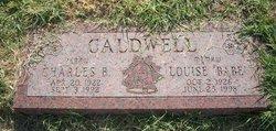 Emma Louise <I>Burkhalter</I> Caldwell
