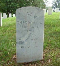 Theodore A Bernbach