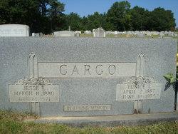 Eunice Lillian <I>Buffington</I> Cargo
