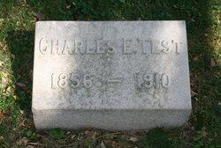 Charles Edward Test