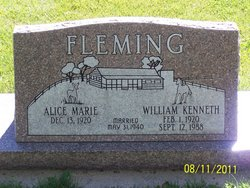 William Kenneth Fleming