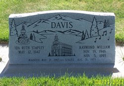 Raymond William Davis