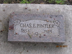 """Charles Ellsworth """"Chas"""" Pintler"""