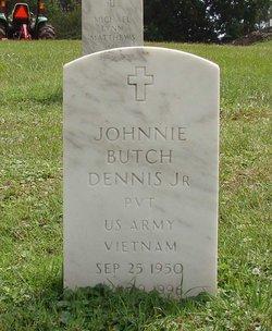 Johnnie Butch Dennis, Jr