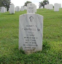 James Spencer Campbell, Sr