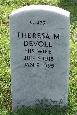 Theresa M Devoll