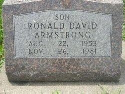 Ronald David Armstrong
