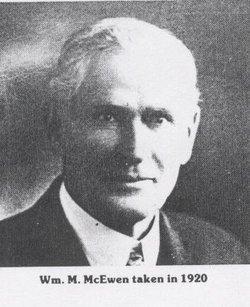 William Mathew McEwen