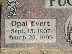 Opal <I>Evert</I> Pugsley