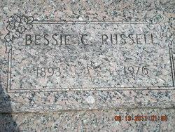 Bessie Chloe <I>Hurley</I> Russell