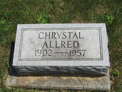 Chrystal Rose <I>Pulsifer</I> Allred