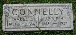 Addie <I>Harden</I> Connelly