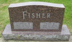 Estella B. <I>Hanig</I> Fisher