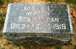 "Elizabeth L. ""Bessie"" <I>Quirk</I> Dugan"