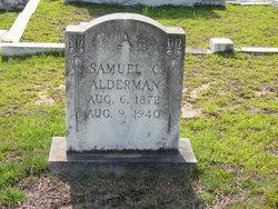 Samuel C Alderman