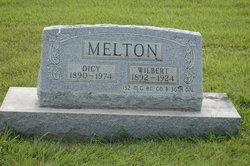 Dicy <I>Whitledge</I> Melton