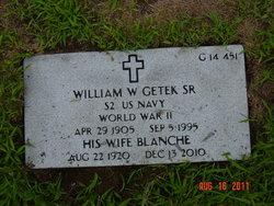 William W. Getek
