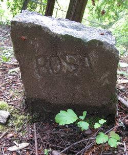 Rosa E <I>Sloan</I> Bishop