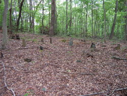 Barnhardt Family Slave Cemetery
