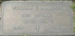 SSGT William C. Addison