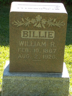 """William Reese """"Billie"""" Williams"""