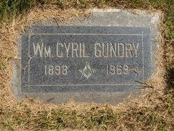 William Cyril Gundry