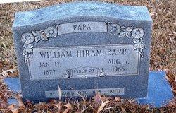 William Hiram Barr