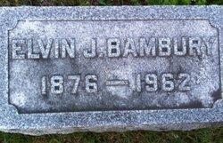 Elvin James Bambury