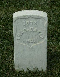 Pvt Charles Baker