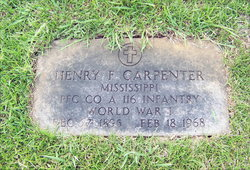 Henry Franklin Carpenter