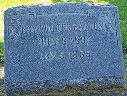 Fay Walter Barton