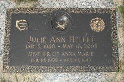 Julie Ann <I>Scantlen</I> Heller