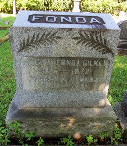 Melvina L. <I>Vary</I> Fonda Gilkey