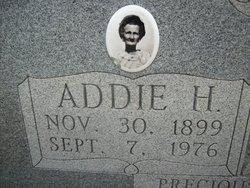 Addie HARDY <I>White</I> Hillis