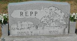 Doris Maxine <I>Zigler</I> Repp