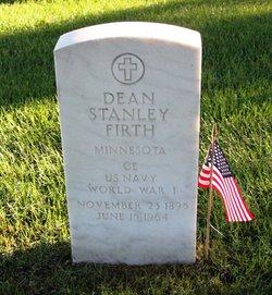 Dean Stanley Firth