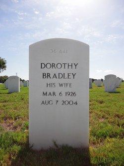 Dorothy Ellen <I>Clubb</I> Bradley