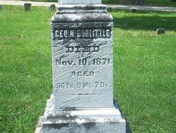 George Nathan Doolittle