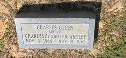 Charles Gleen Antley