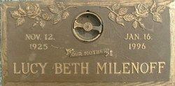 Lucy Beth Milenoff