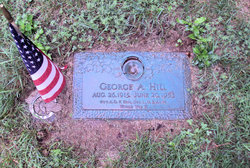 Pvt George Atkinson Hill