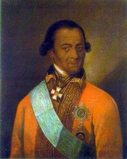 Gen Abram Petrovich Gannibal