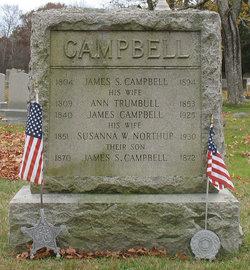 Susanna W <I>Northup</I> Campbell