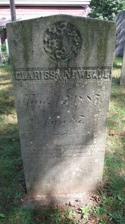 Clarissa Newhall