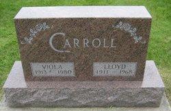 Lloyd Carroll