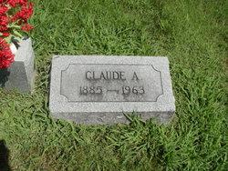 Claude A. Hook