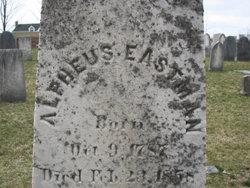 Alpheus Eastman